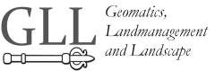 Geomatics, Landmanagement and Landscape