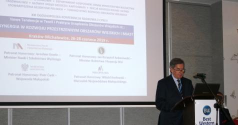 Za nami XXI Ogólnopolska Konferencja Naukowa z cyklu Nowe Tendencje w Teorii i Praktyce Urządzania Obszarów Wiejskich
