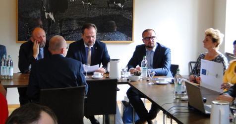 W Ministerstwie Rolnictwa i Parlamencie Bawarii o rozwoju obszarów wiejskich