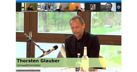 Z Ministrem Środowiska Bawarii o społeczno-ekonomicznych aspektach rozwoju obszarów wiejskich